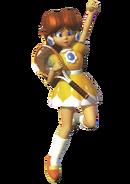 Mario Tennis 64 Daisy