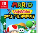 Mario + VeggieTales: Quest For Morality