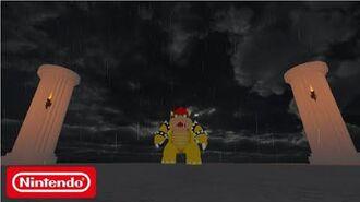 Super Mario Escape From Bowser Island Bowser Confrontation