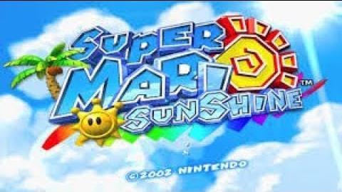 Super Mario Sunshine Deleted Scene (feat. MacKenzie B. LukasTheMario&SquidFan)