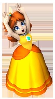 Princess Daisy Super Mario Fanon Fandom