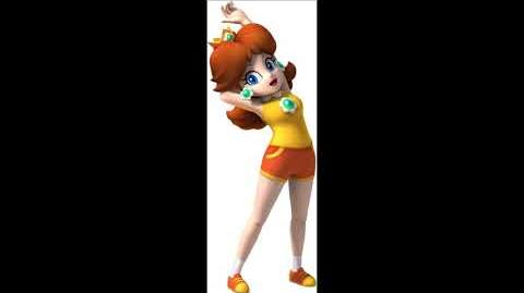Mario & Sonic at the Olympic Games 2 - Princess Daisy Voice Sound