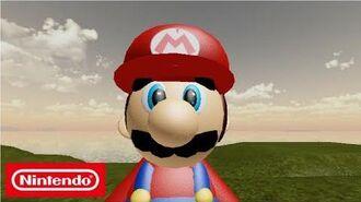 Super Mario- Escape From Bowser Island - Announcement Trailer