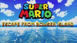 Super Mario Escape From Bowser Island Production Hiatus is Over!
