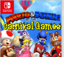 Mario & Sonic at the Carnival Games
