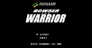 Bowserthewarrior