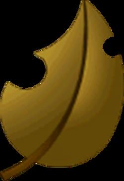 DS Super Leaf - Mario Kart Wii
