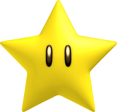 power star super mario galaxy - photo #18