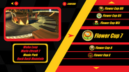 Mario Kart X Track Select 3DS
