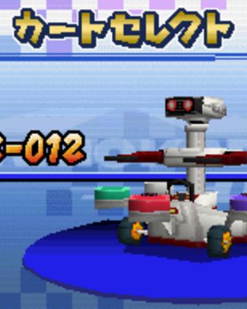 Rob Bls Mario Kart Racing Wiki Fandom