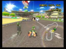 Expert Staff Ghost (Luigi on Luigi Circuit)