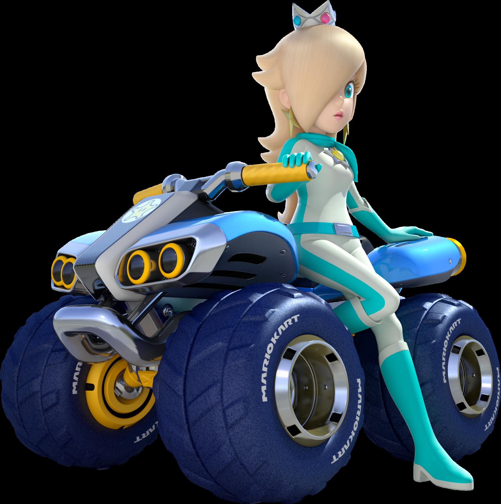 Rosalina Mario Kart Racing Wiki Fandom