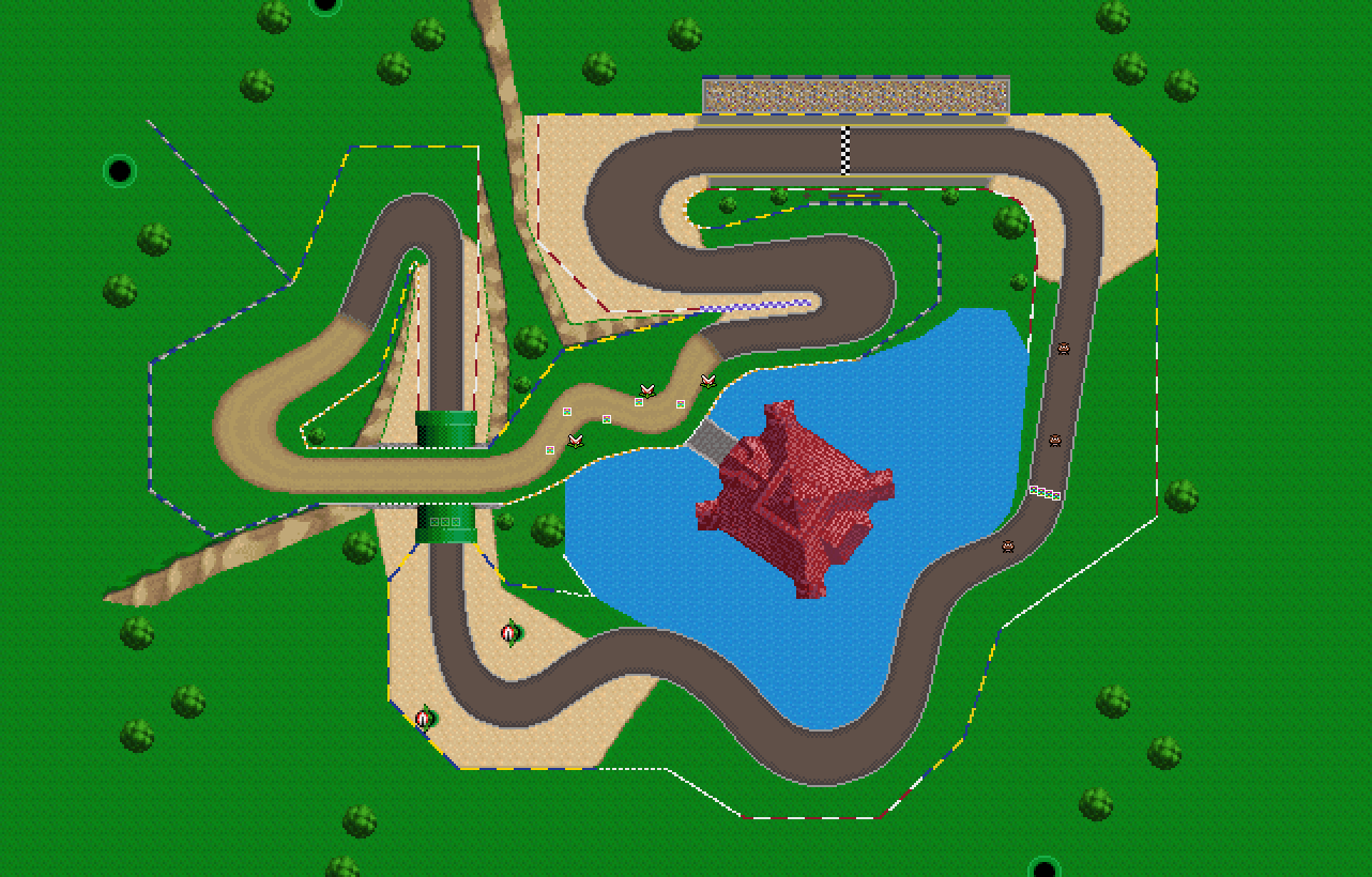 Mario Circuit Ds Mario Kart Racing Wiki Fandom