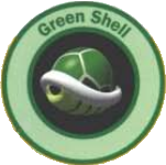 MK64 Green Shell
