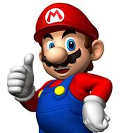 Mario (Thumbs Up)