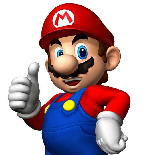Image result for mario thumbs up