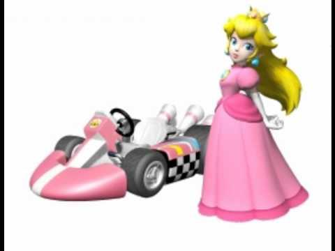 princess peach mario kart racing wiki fandom powered