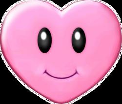 Heart - Mario Kart Double Dash