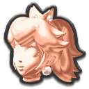 MK8 PGPeach Icon