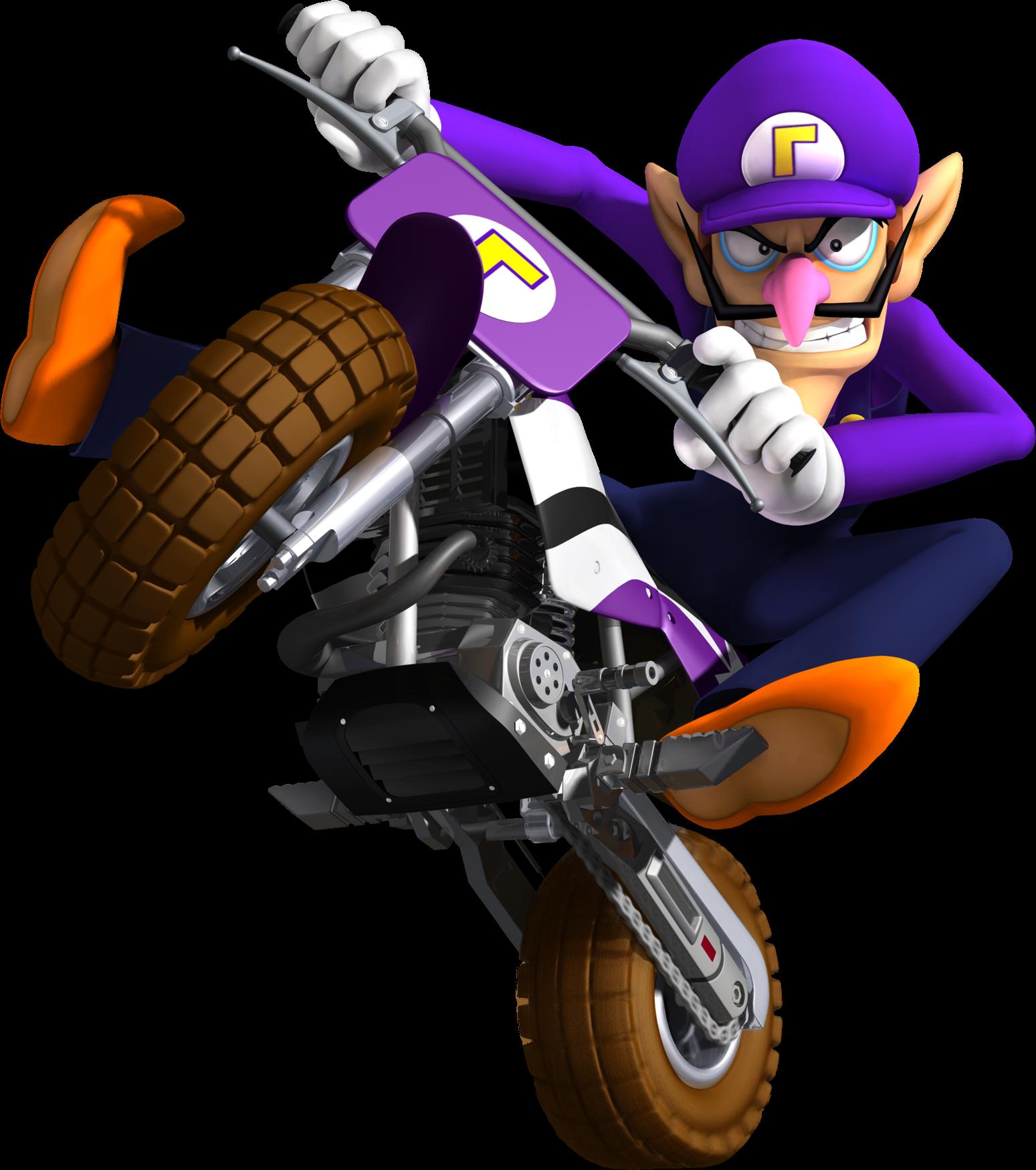 Waluigi Mario Kart Racing Wiki Fandom