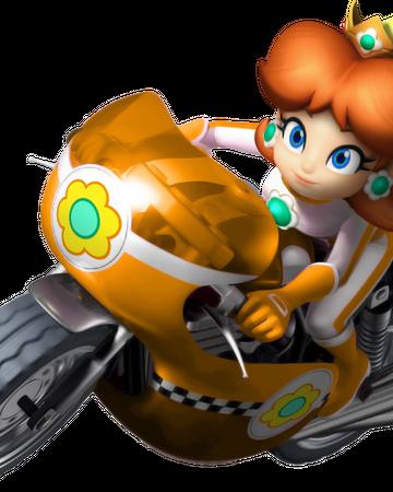 Princess Daisy Mario Kart Racing Wiki Fandom