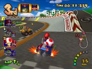 Luigi Circuit (GCN) - 4
