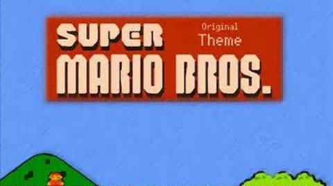 Super Mario Bros. Original Theme by Nintendo