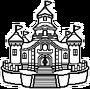 Castle stamp MK8