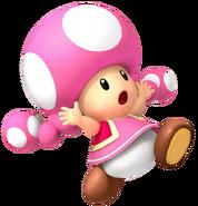 Toadette - Mario Kart X