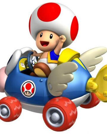 Toad Mario Kart Racing Wiki Fandom