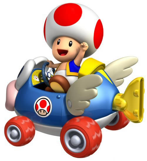 toad mario kart racing wiki fandom powered by wikia. Black Bedroom Furniture Sets. Home Design Ideas