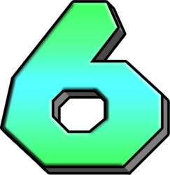MKHF Number 6 Icon