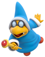 Kamek - Mario Kart X