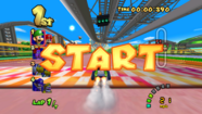 Rocket Start (Mario Kart Double Dash!!)