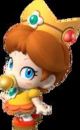 Baby Daisy - Mario Kart X