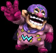 Wario-Man - Mario Kart X