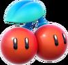 Double Cherry - Mario Kart X