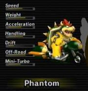 Phantom bowser