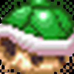 Green Shell (MKDS)