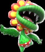 Petey Piranha - Mario Kart X