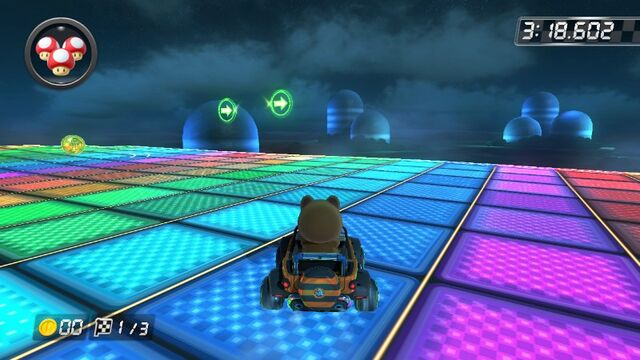 File:SNES Rainbow Road (Mario Kart 8) 4.jpg