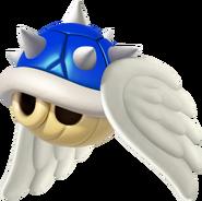 Wii Flying Spiny Shell - Mario Kart 8