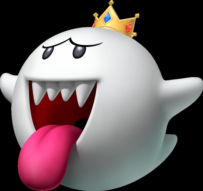 King Boo Mario Kart Racing Wiki Fandom