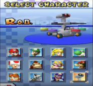 MKDS Characters