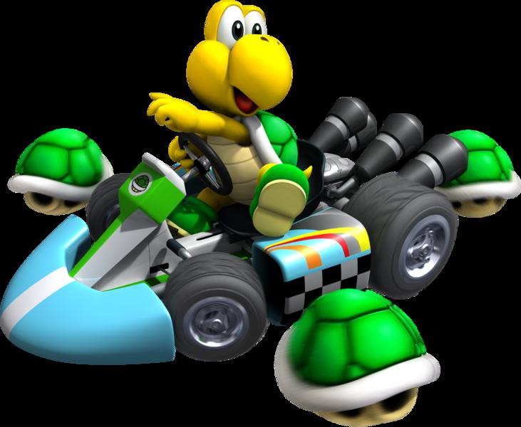 Koopa Troopa Mario Kart Racing Wiki Fandom