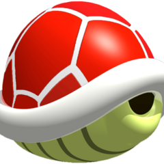 Red Shell (MK64)