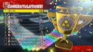 Triforce Cup Mario Kart 8