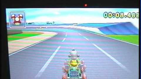 List of glitches in Mario Kart 7