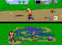 Mario (Donut Plains 2)