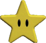 Starman - Mario Kart 64